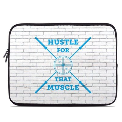 Laptop Sleeve - Muscle Hustle
