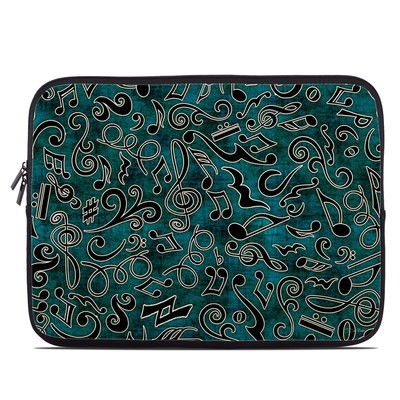 Laptop Sleeve - Music Notes