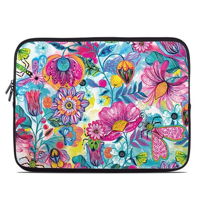 Laptop Sleeve - Natural Garden