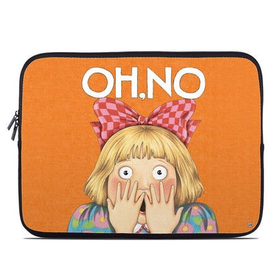 Laptop Sleeve - Oh No