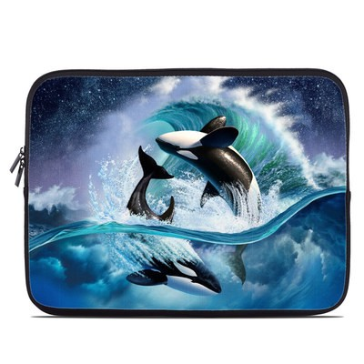 Laptop Sleeve - Orca Wave