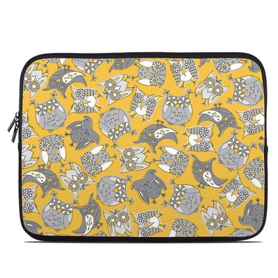 Laptop Sleeve - Owls