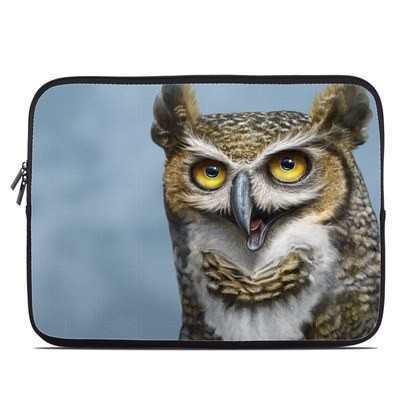 Laptop Sleeve - Owl Totem