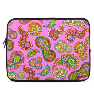 Laptop Sleeve - Pink Paisley