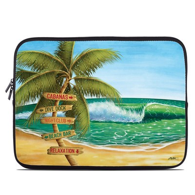 Laptop Sleeve - Palm Signs