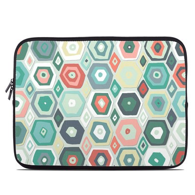 Laptop Sleeve - Pastel Diamond