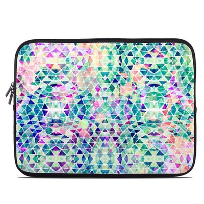 Laptop Sleeve - Pastel Triangle