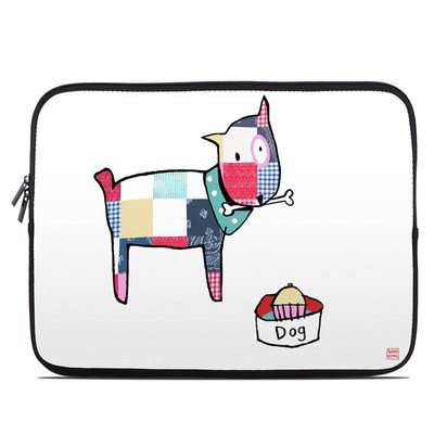 Laptop Sleeve - Patch Dog