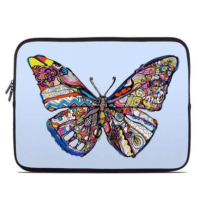 Laptop Sleeve - Pieced Butterfly