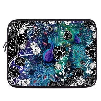 Laptop Sleeve - Peacock Garden