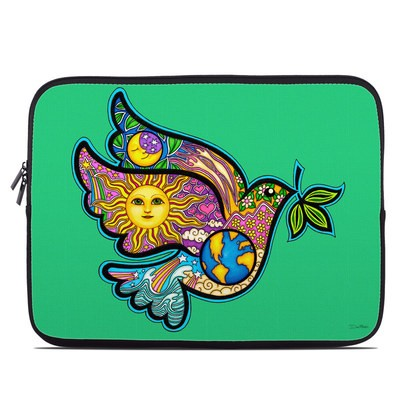Laptop Sleeve - Peace Dove