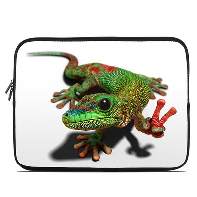 Laptop Sleeve - Peace Gecko
