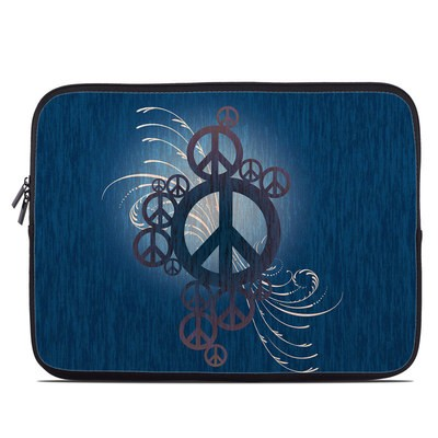 Laptop Sleeve - Peace Out