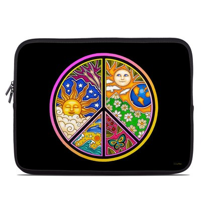 Laptop Sleeve - Peace Sign