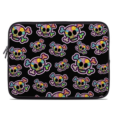 Laptop Sleeve - Peace Skulls