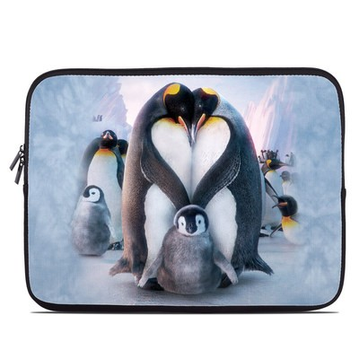 Laptop Sleeve - Penguin Heart