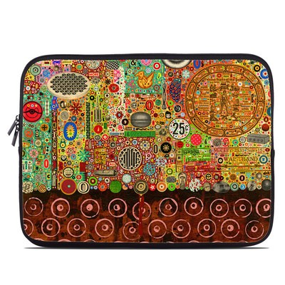 Laptop Sleeve - Percolations