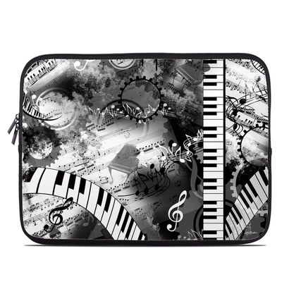 Laptop Sleeve - Piano Pizazz
