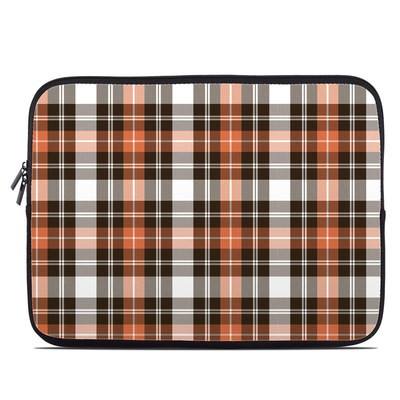 Laptop Sleeve - Copper Plaid