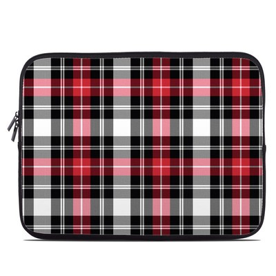 Laptop Sleeve - Red Plaid
