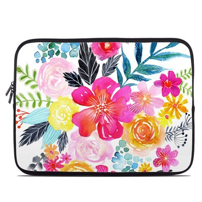 Laptop Sleeve - Pink Bouquet