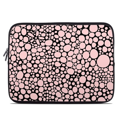 Laptop Sleeve - Pink Bubbles