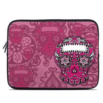 Laptop Sleeve - Pink Lace