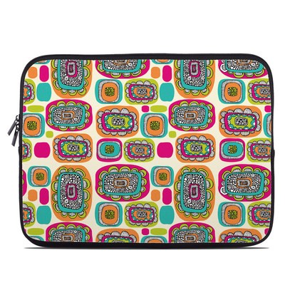 Laptop Sleeve - Pod Flowers