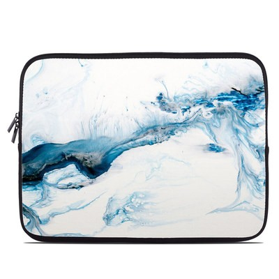 Laptop Sleeve - Polar Marble