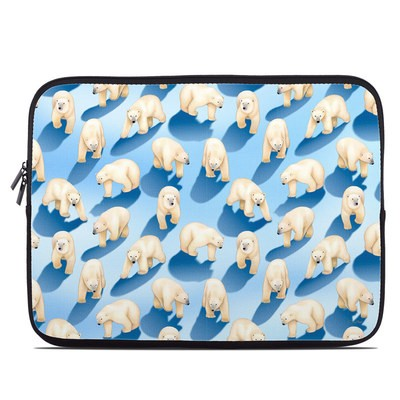 Laptop Sleeve - Polar Bears