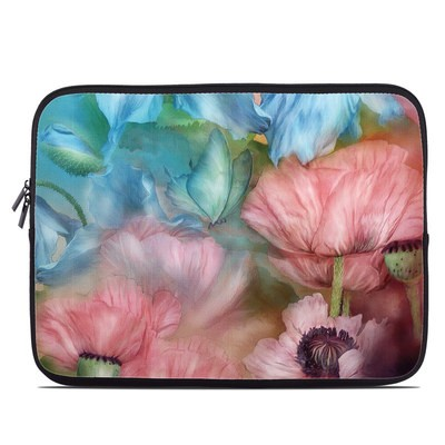Laptop Sleeve - Poppy Garden