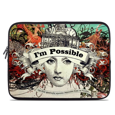 Laptop Sleeve - Possible
