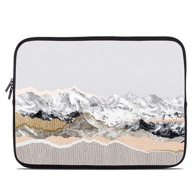 Laptop Sleeve - Pastel Mountains