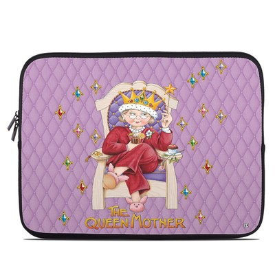 Laptop Sleeve - Queen Mother