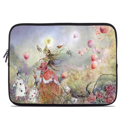 Laptop Sleeve - Queen of Hearts