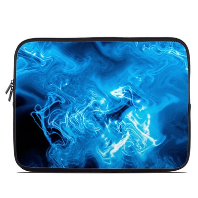 Laptop Sleeve - Blue Quantum Waves