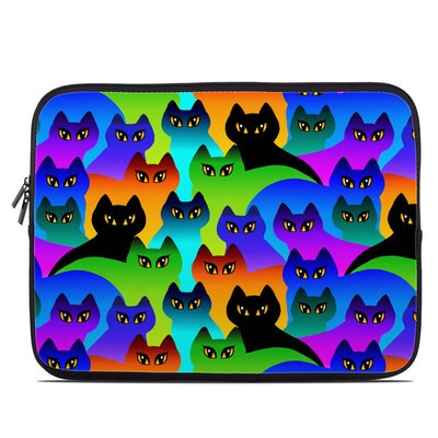 Laptop Sleeve - Rainbow Cats