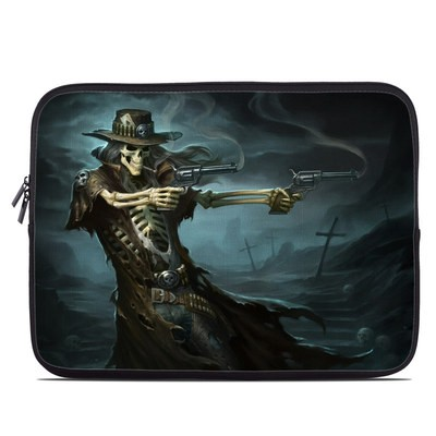 Laptop Sleeve - Reaper Gunslinger