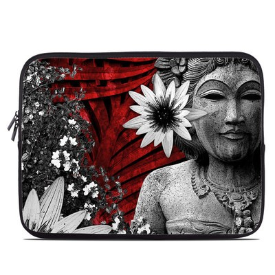 Laptop Sleeve - Red Island Radiance