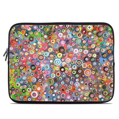 Laptop Sleeve - Round and Round