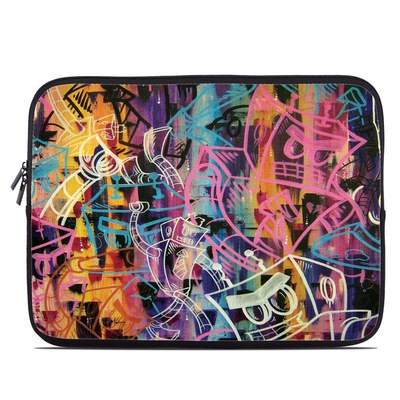 Laptop Sleeve - Robot Roundup