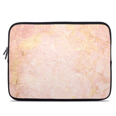 Laptop Sleeve - Rose Gold Marble