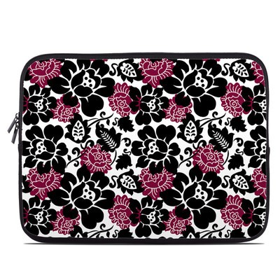 Laptop Sleeve - Rose Noir