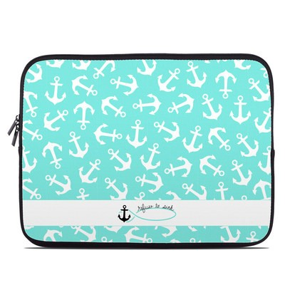 Laptop Sleeve - Refuse to Sink