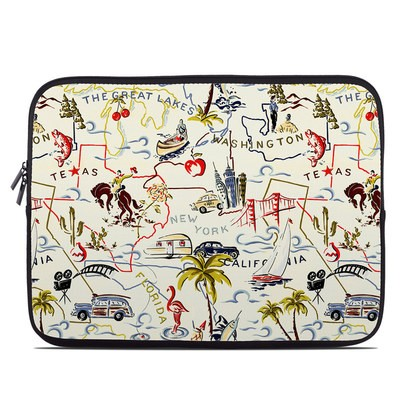 Laptop Sleeve - Road Trip