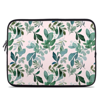 Laptop Sleeve - Sage Greenery