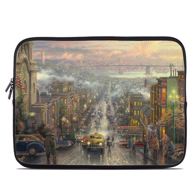 Laptop Sleeve - Heart of San Francisco