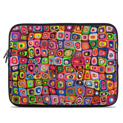 Laptop Sleeve - Square Dancing
