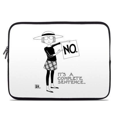 Laptop Sleeve - Sentence
