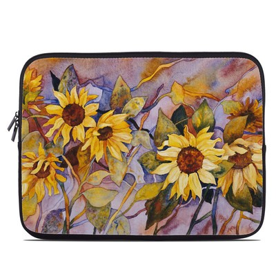 Laptop Sleeve - Sunflower